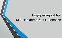 HJ Logopediepraktijk Logo